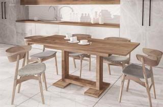 nowoczesne stoły do jadalni dakar