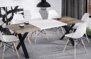 stoły rozkładane X